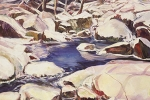 French Creek in Winter*