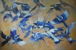 A Gathering of Magpies