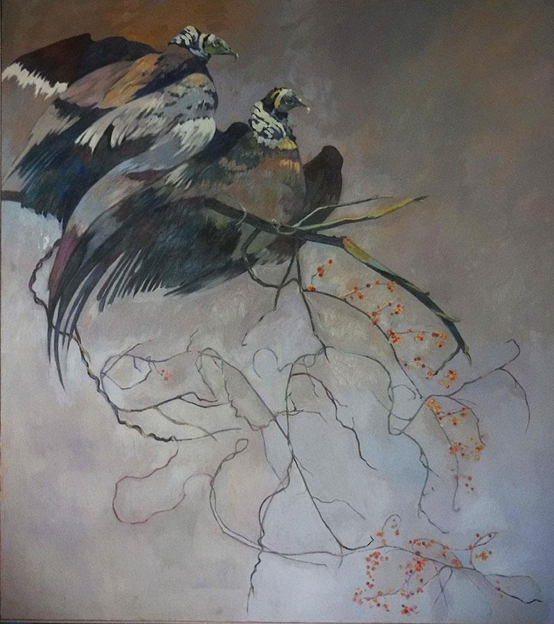 Two Buzzards