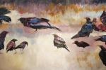 Crows in Winter*