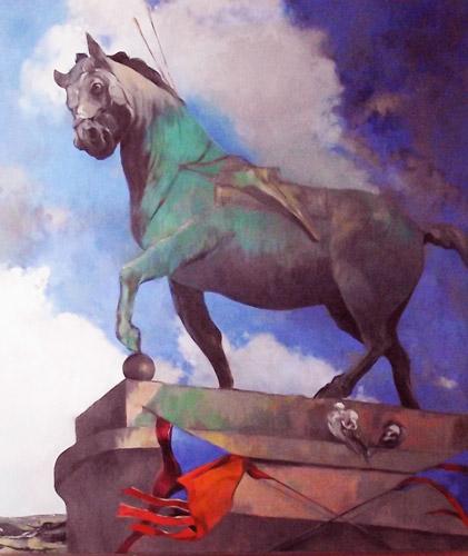 The Conqueror's Horse