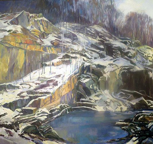 Winter Quarry  ll